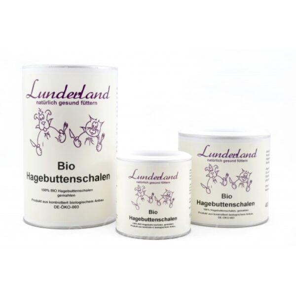 Βιολογική σκόνη κυνόροδου Lunderland